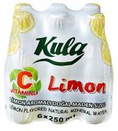 Limon C 250 mL. Doğal Maden Suyu (Taç Kapak)